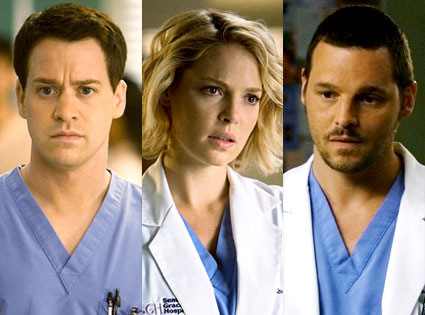 george, izzie, alex