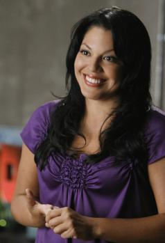 Callie (Sara Ramirez)