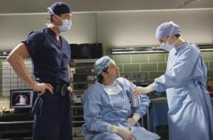 Mark, Derek, Lexie